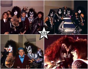 KISS -w/Cheap Trick~Madison, Wisconsin...February 4, 1977