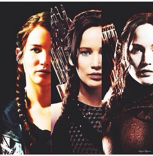 凯特尼斯·伊夫狄恩 壁纸 called Katniss