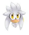 Kawaii Silvy - silver-the-hedgehog fan art