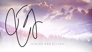 Kinlee And Elijah Signature Best