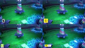 Kirby: Planet Robobot Trailer Comparison