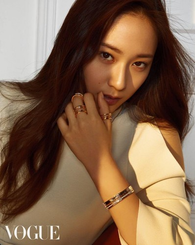 F(x) images Krystal @ Vogue Magazine April 2017 HD ...