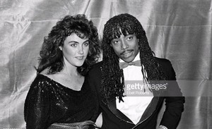 Laura Branigan And Rick James