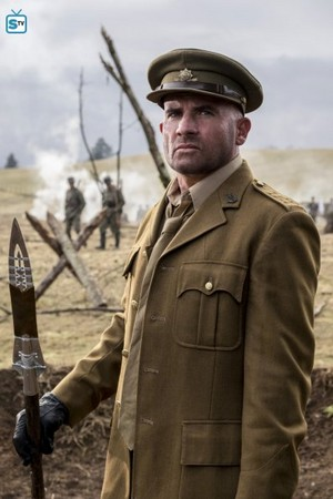 Legends of Tomorrow - Episode 2.15 - Fellowship of the Spear - Promo Pics