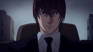Light Yagami Anime