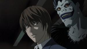 Light Yagami Ryuk