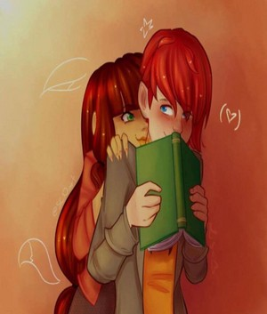 Lila and Nathaniel (TomatoFox)