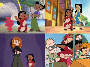 Lilo and the Crossovers