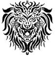 Lion Tribal - tribal-tattoos fan art