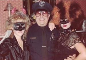 Lisa,Joe and Priscilla