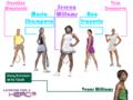 Looking For A Hero - Sony Ericsson WTA Tour  - wta wallpaper
