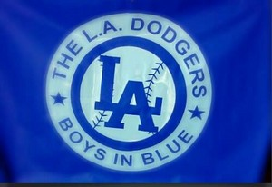 Los Angeles Dodgers - Boys In Blue