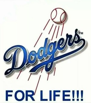 Los Angeles Dodgers - Dodgers For Life