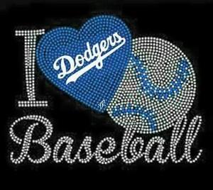 Los Angeles Dodgers - I प्यार Dodgers Baseball