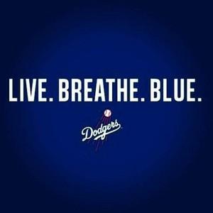 Los Angeles Dodgers - Live. Breathe. Blue.