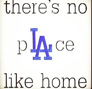 Los Angeles Dodgers - There Is No Place Like trang chủ