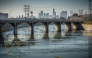 Los Angeles - Downtown, Los Angeles River