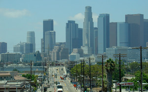 Los Angeles - Downtown Skyline