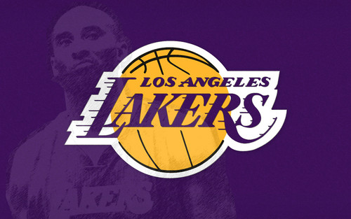 Los Angeles Lakers Wallpaper Titled