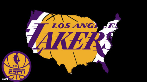 Los Angeles Lakers 壁纸 entitled Los Angeles Lakers - Laker Nation