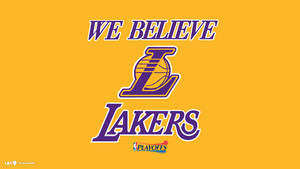 Los Angeles Lakers - We Believe