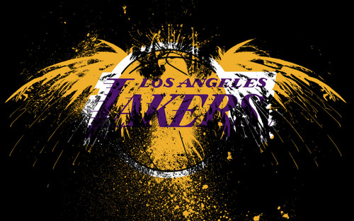 Los Angeles Lakers wallpaper entitled Los Angeles Lakers