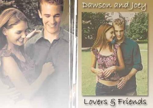 Dawson And Joey wallpaper called LoversFriends