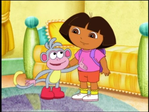 Dora the Explorer wallpaper called MV5BMTY4OTIyODg4NF5BMl5BanBnXkFtZTgwMjIwMjQ2MjE . V1