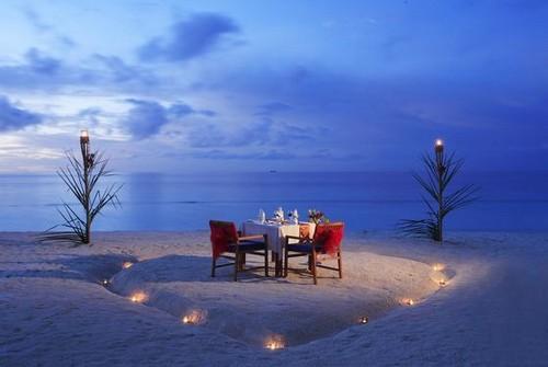Maldives achtergrond titled Maldives
