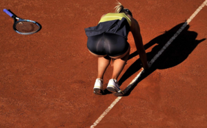 Maria Sharapova - bunda and Legs
