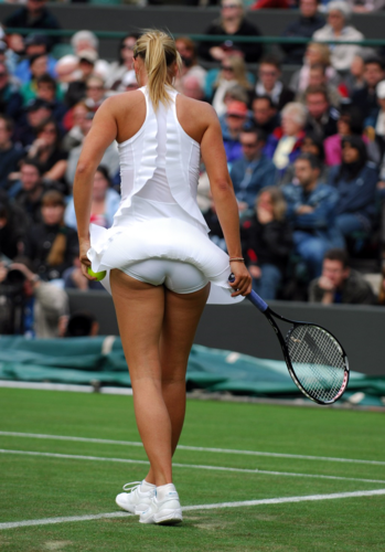 Maria Sharapova wallpaper called Maria Sharapova - culo and Legs