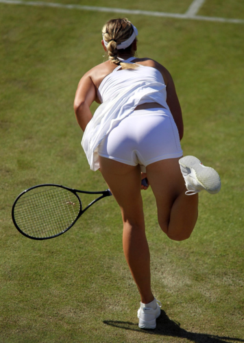 Maria Sharapova wallpaper called Maria Sharapova - Ass and Legs