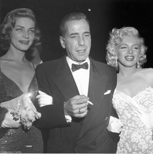 Marilyn And The Bogarts