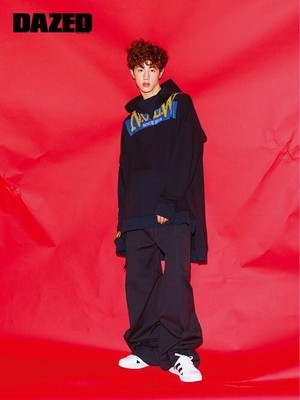Mark for Dazed Korea Magazine 2017 May Issue