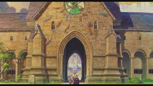 Mary and the Witch's blume Hintergrund entitled Mary and the Witch's blume Trailer 2 Screencaps