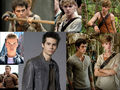 Maze Runner Wall02 - the-maze-runner wallpaper