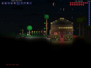 Memories of Terraria