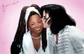 Michael And Janet - michael-jackson fan art