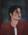Michael Jackson  - the-90s fan art