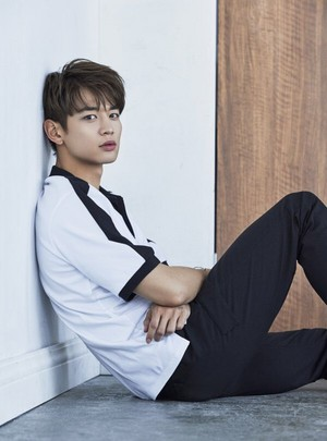 Minho for 2017 S/S Collection of ANDEW