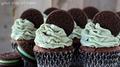 Mint Oreo Cupcakes - cupcakes photo