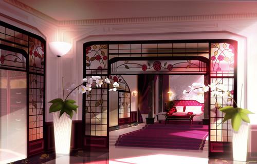 Miraculous Ladybug wallpaper entitled Miraculous Ladybug   Chloe s Room  Concept Art. Miraculous Ladybug images Miraculous Ladybug   Chloe s Room