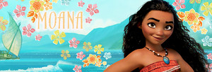 Moana - banner
