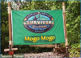 Mogo Mogo Tribe Flag (All-Stars)