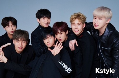 Monsta X দেওয়ালপত্র titled Monsta X for Kstyle