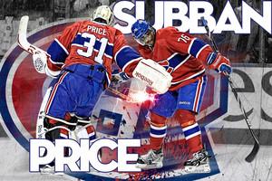Montreal Canadiens - Carey Price. P. K. Subban