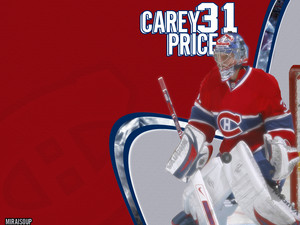 Montreal Canadiens - Carey Price