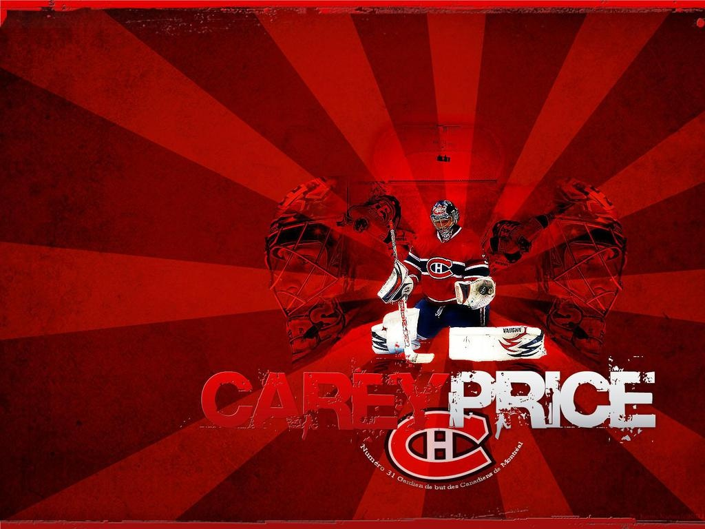 Montreal Canadiens Carey Price Montreal Canadiens