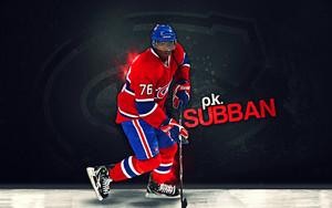 Montreal Canadiens - P. K. Subban