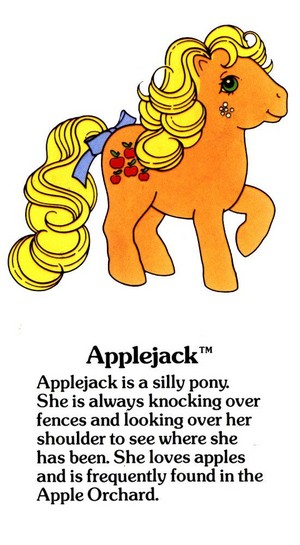applejack Fact File